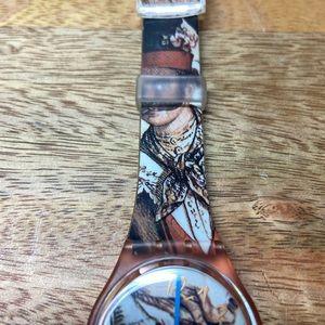 Swatch Accessories - Swatch Watch Vintage 1993 Masquerade Watch